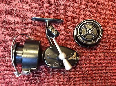 Vintage Mitchell 300 (Pre Garcia) spinning reel with extra spool