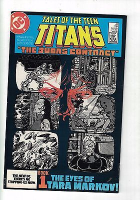 DC Comic Tales Of The Teen Titans #42 MAy 1984 75c USA