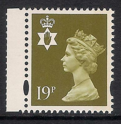 Northern Ireland 1995 NI70ec 19p litho right band booklet stamp MNH