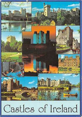 Castles of Ireland (people & places) Chateaux Schloss 1987