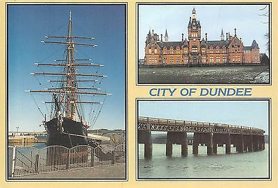 City of Dundee multiviews R.R.S Discovery The Morgan Academy Rail Bridge