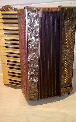Carloti casino iv vintage accordian FREE UK DELIVERY