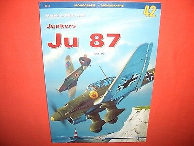 Kagero Monograph 42, Junkers Ju 87 Vol.IV  ENGLISCH!