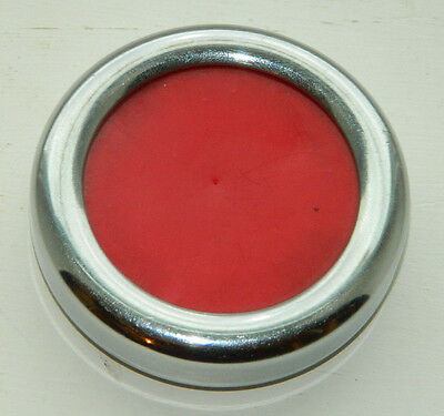 Vintage Shuffle Board Puck Red Center