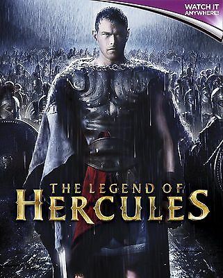 THE LEGEND OF HERCULES * Digital HD Ultraviolet UV Code ONLY * Instant Code 24/7