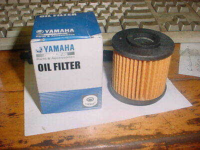 Genuine Yamaha  Oil Filter CL Element Assy XV 5JX-13440-00 NEW NOS MOTORCYCLE