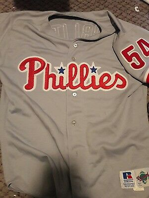 1997 Philadelphia Phillies / Red Barons Ryan Hawblitzel Game Used Jersey