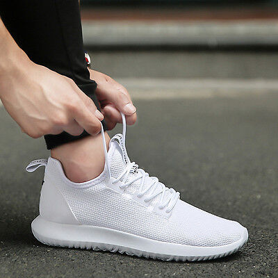 Sneakers Men's Breathable Shoes Running Sports Casual Athletic Shoes Fashion