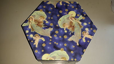 COLLECTION SALE! Lot of 12 Classic Angel Ball Ornaments - IN MATCHING BOX