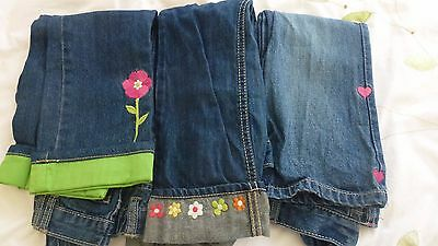 Gymboree girls jeans size 4