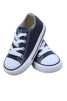 Kids Toddler Converse Chuck Taylor All Star Low 7J237 Navy