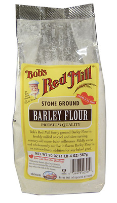 Bob's Red Mill, Stone Ground, Barley Flour, 20 oz (567 g)