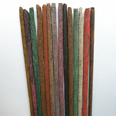 Incense Sticks Premium Natural Organic 100% Chemical Free (Choice of Fragrances)