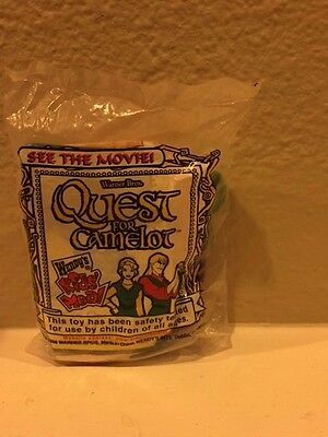 Wendy's Kids Meal Quest for Camelot Character Stand-Ups