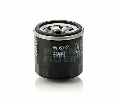 Original Mann W67/2 Ölfilter oil filter