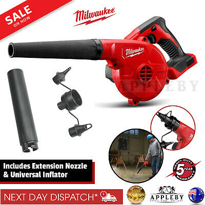 Milwaukee 18v Cordless Blower M18 BBL Lithium Ion Li-Ion Bare Tool New