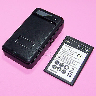 Hi-Quality 3420mAh Standard A+ Battery Desktop USB Charger for LG K20 Plus MP260