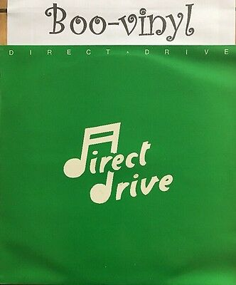 "DIRECT DRIVE - DON'T DEPEND ON ME - 12"" SINGLE Funk - Soul Ex Con"