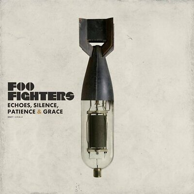 Foo Fighters - Echoes, Silence, Patience & Grace (2LP Vinyl) 2015 Roswell Record