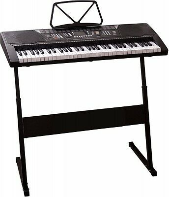 Full Size 61 Keys Digital Teaching Keyboard with Stand 149898