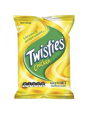 Twisties Chicken 45g x 24
