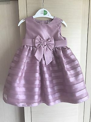 Beautiful Baby Girl 3-6 Month Occasion Dress