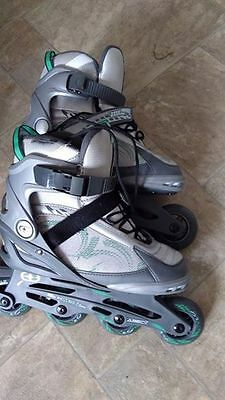 No Fear Roller Blades size 7
