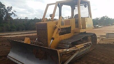 Case 1150 D Crawler dozer, Ready to work, Great used condition