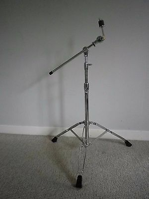 Pearl Black Label Double braced boom arm cymbal stand