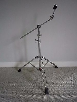 Stagg Double braced disappearing boom arm cymbal stand