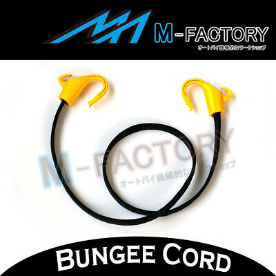 Flat Bungee Cord POM Hooks Best Reliable Heavy Duty Type Fit ATV/Touring 105YP