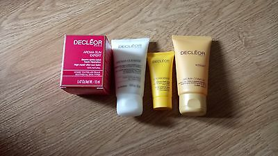 DECLEOR Aroma Sun Expert AFTER SUN BALM Full Size & Boxed plus Cleanser & More