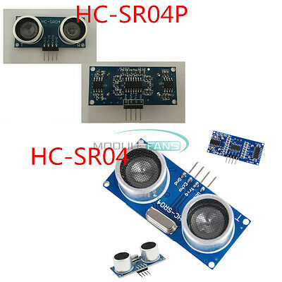 HC-SR04 HC-SR04P Ultrasonic Module Distance Measuring Sonar Sensor For Arduino