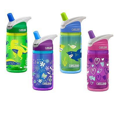 Camelbak Eddy Kids Insulated water bottle 400ml spill proof 2017 design BPA free