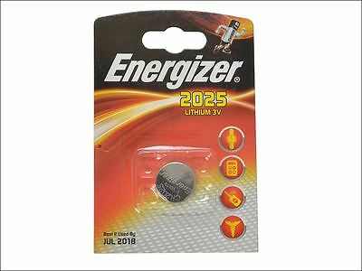 Energizer - CR2025 Coin Lithium Battery Single - S359