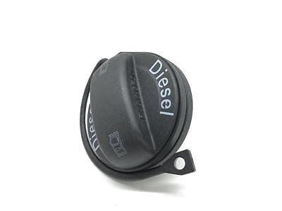 New Genuine Porsche Panamera Diesel Fuel Cap In Black 970 201 241 05
