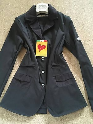 Animo Show Competition Jacket Dark Grey BN