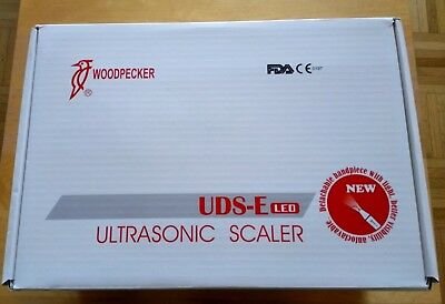 Promotions!WOODPECKER Ultraschall-Scaler UDS-E LED/ultrasonic scaler,CE/FDA