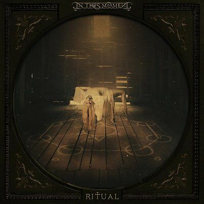 IN THIS MOMENT RITUAL CD ALBUM (Released July 21st 2017)
