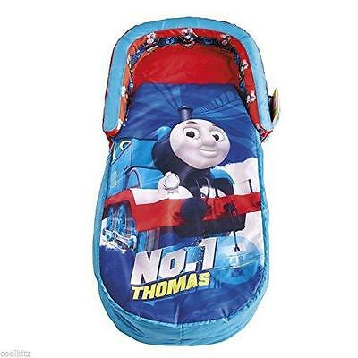 Thomas The Tank Engine My First ReadyBed Toddler Airbed and Sleeping Bag in one