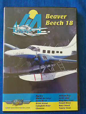 World Air Routes DVD VANCOUVER ISLAND AIR Beaver & Beech 18