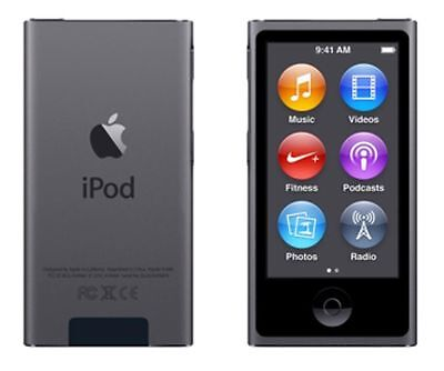 Apple iPod nano 7th Generation  Space Grey (16GB)