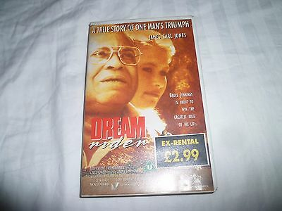 Dream Rider - Big Box Ex-Rental - Vhs Video Tape *1257