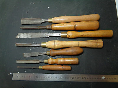 mathieson stormont frewter Wood turning chisels LOTCH4RT5