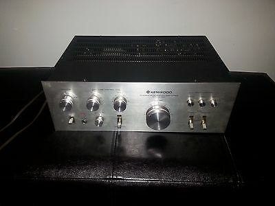 Vintage KENWOOD Stereo Integrated Amplifier Model KA-3500 Circa 1976-78 UNTESTED