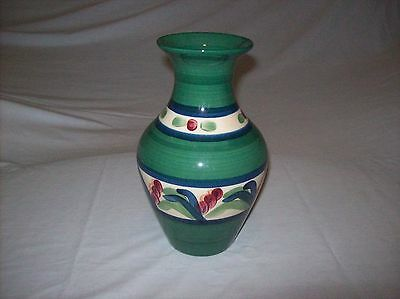 Gail Pittman Pottery Juniper 10 Inch Vase Signed