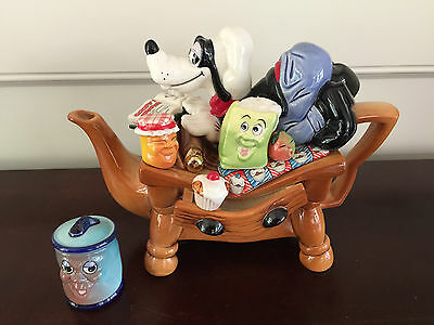 Cardew Design Disney Character Teapot Collection Goofy Baking Day LE BNIB