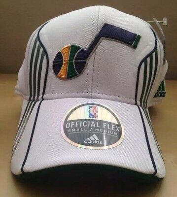 Adidas Utah Jazz Fitted Cap