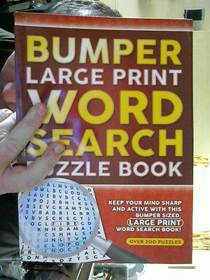 Large Print Word Search Puzzles > 200 Book Great Gift !