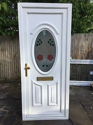 used upvc front door 890 x 2080 picclick uk